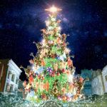 USJクリスマス2017!奇跡のツリーの期間いつまで?点灯時間は?