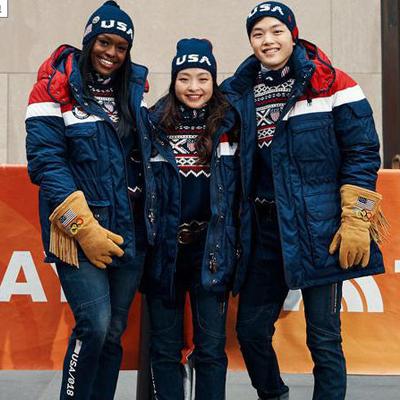 アメリカチーム