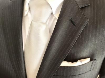 パパのスーツ
