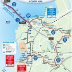 アクアラインマラソン開催日程や交通規制の時間帯は?