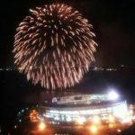 幕張花火大会2018日程は7月27日金曜平日開催!時間や有料席チケット発売は?