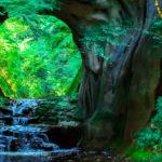 ジブリの洞窟と滝(千葉県君津市)アクセス方法!ベスト時期や時間帯の口コミも