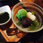 マツコ絶賛!西早稲田の日本茶カフェ茶々工房の場所やかき氷の値段は?【夜の巷を徘徊する】