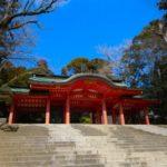 香取神宮のアクセス(車)と駐車場|無料や混雑時の穴場の地図