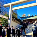 東京大神宮の御朱印巡り|受付待ち時間と限定(正月や七夕)