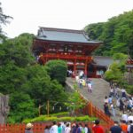 鶴岡八幡宮アクセスは電車で!鎌倉駅や江ノ電から徒歩の地図