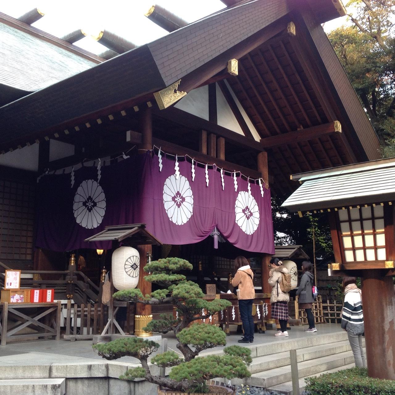 東京大神宮のアクセス方法と最寄り駅・路線は?