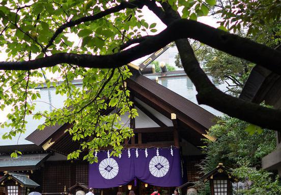 東京大神宮のアクセス(地下鉄)の最寄り駅