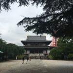 増上寺の御朱印授与の場所はどこ?受付の待ち時間と混雑状況