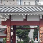増上寺アクセス地図|都営地下鉄大門駅出口から徒歩の所要時間とルート